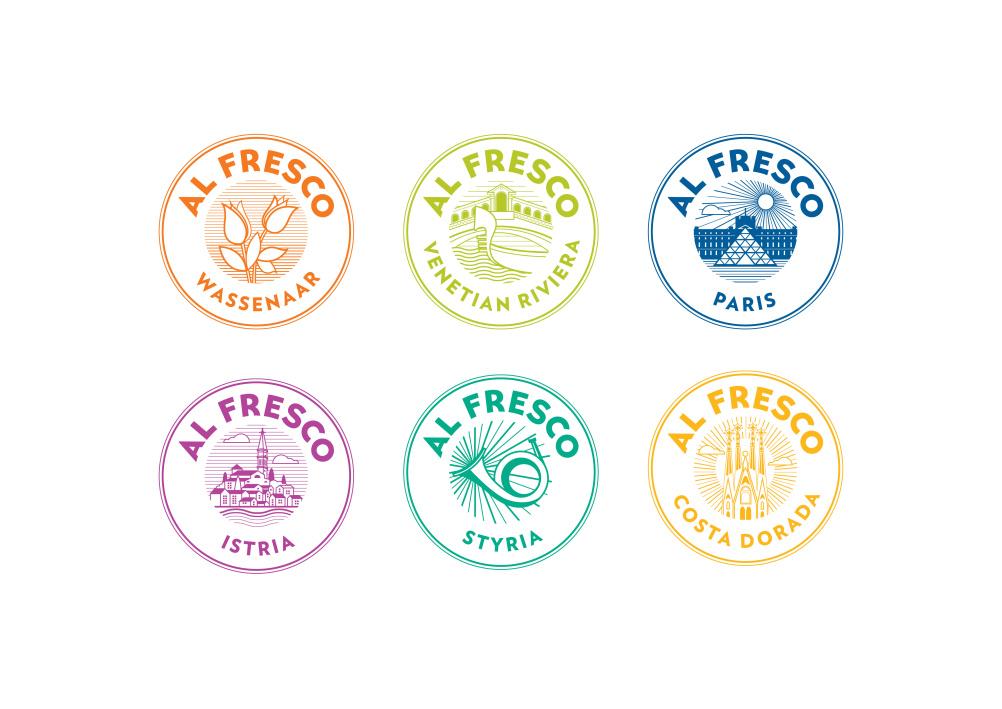 Al Fresco park sub brands