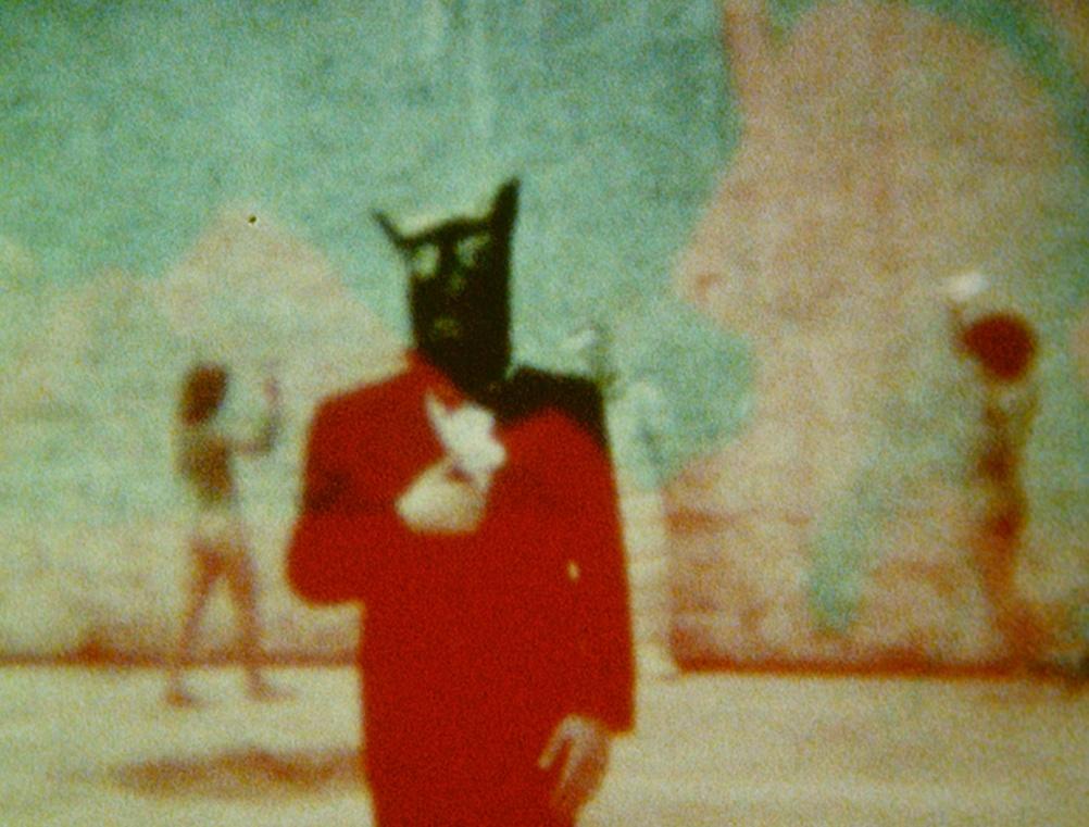 Burning the Pyramids (Art of Mirrors), Derek Jarman 1970 - 73