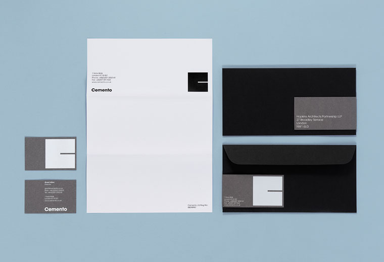 Cemento stationery