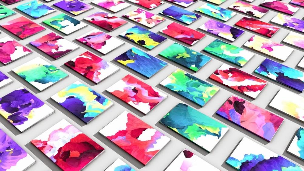 Digital Paintings by Field.