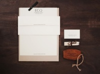 Eco Farmhouse stationery