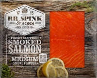 RR Spink Smoked Salmon