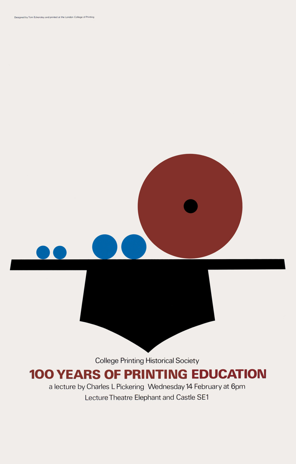 100 Years of Printing Education