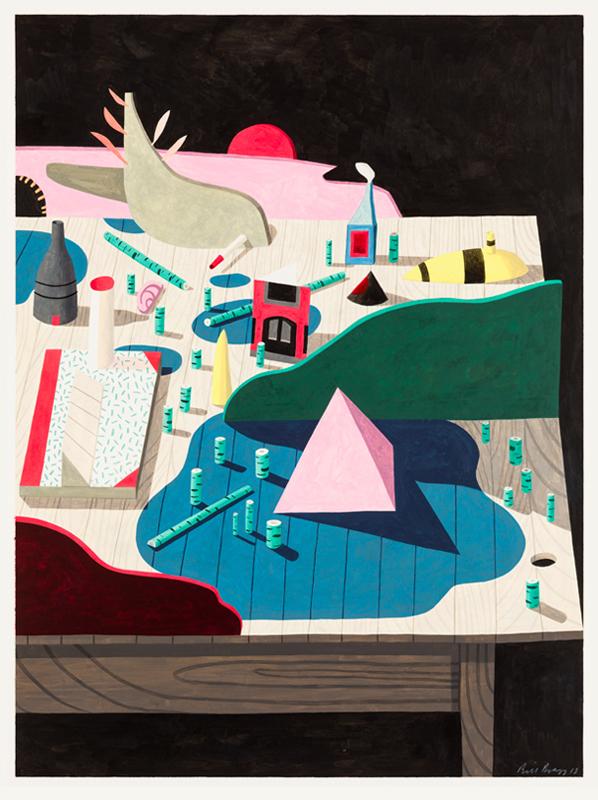 Tableland by Bill Bragg.