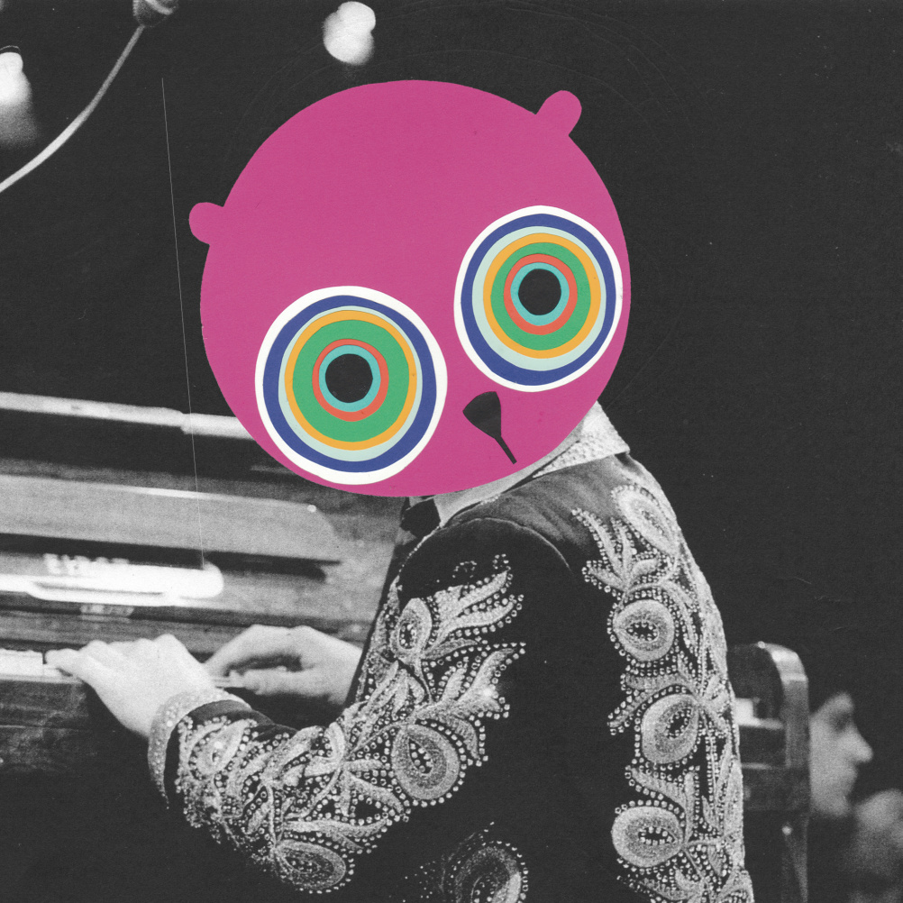 Will Broome - Elton John / Bennie and The Jets, for Secret 7