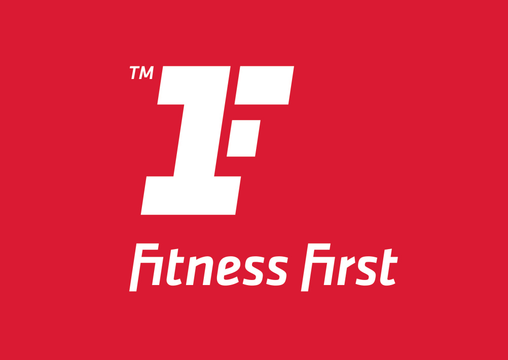 Fitness First Rebrands With Energetic Red Design Week