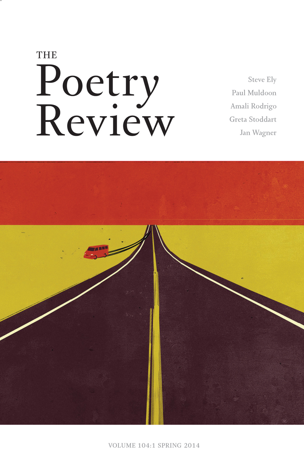 Cover, featuring an illustration by Shout