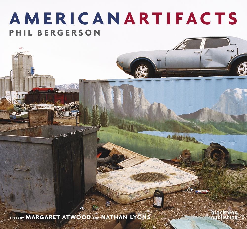 American American Artifacts by Phil Bergerson