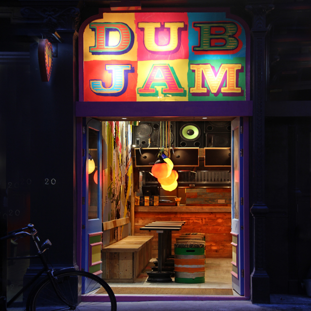 Dub Jam exterior
