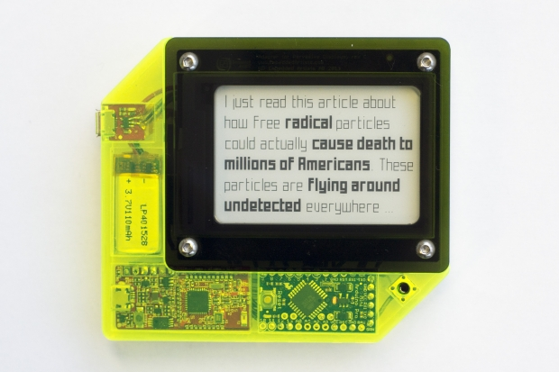 Wearable Futures - Open Informant by Superflux