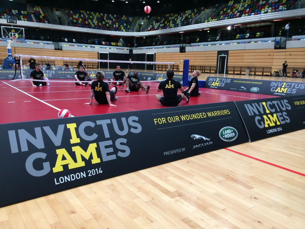 Launching the Invictus Games