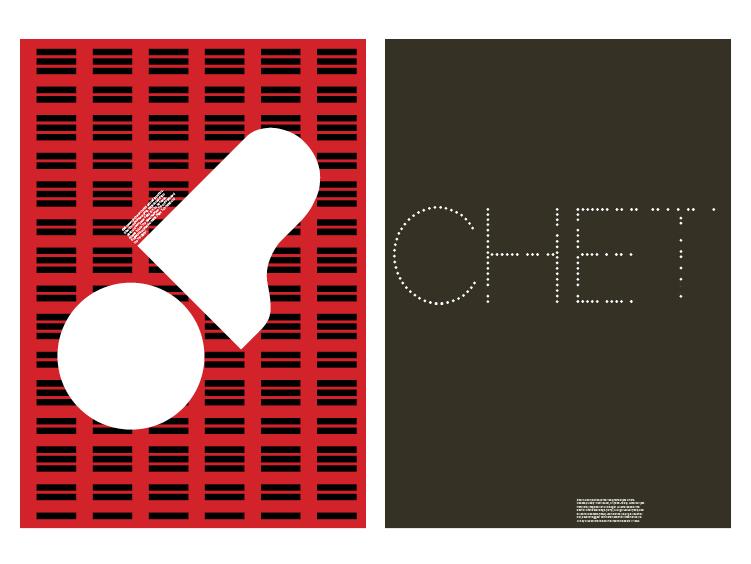 Oscar Petersen and Chet Baker