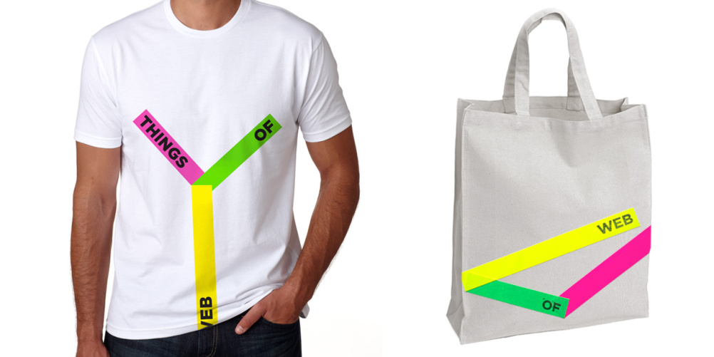 Web of Things merchandise