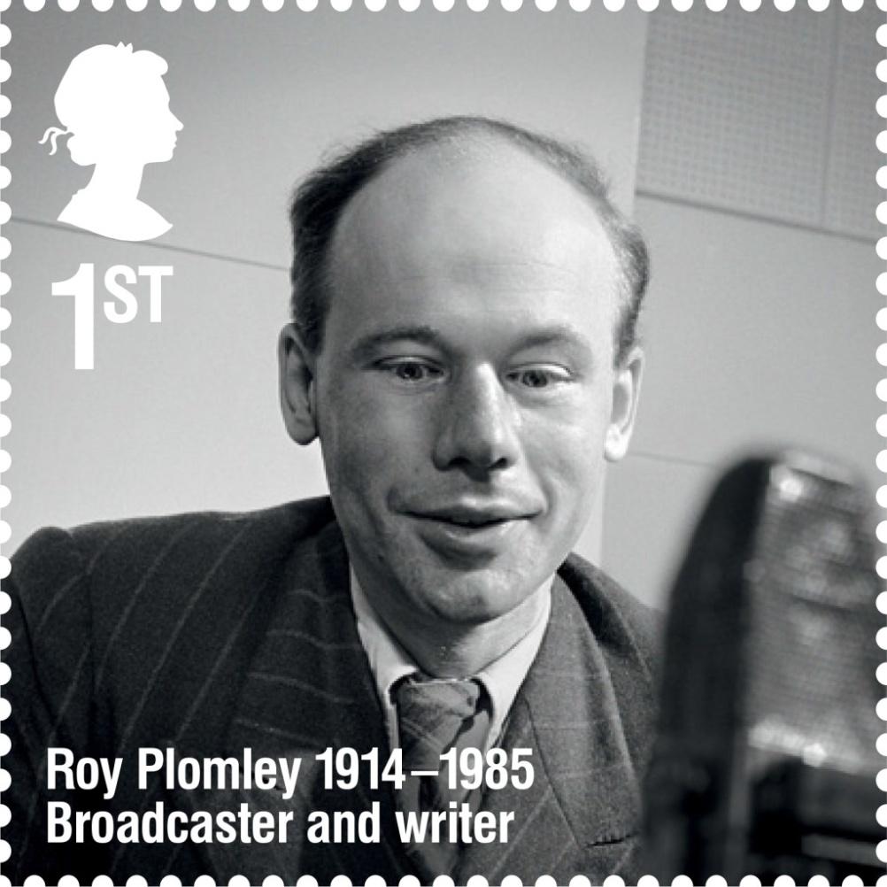 Roy Plomley