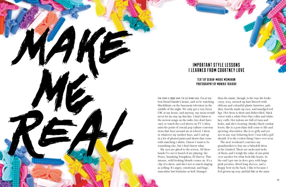 Make Me Real
