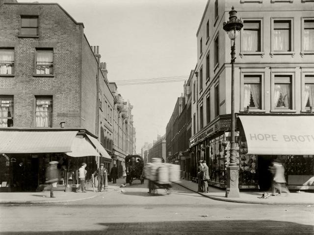 White Lion Street