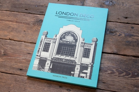 London Deco, a book published by Nobrow