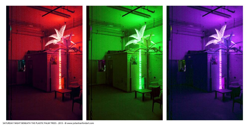 Saturday Night Beneath The Plastic Palm Trees