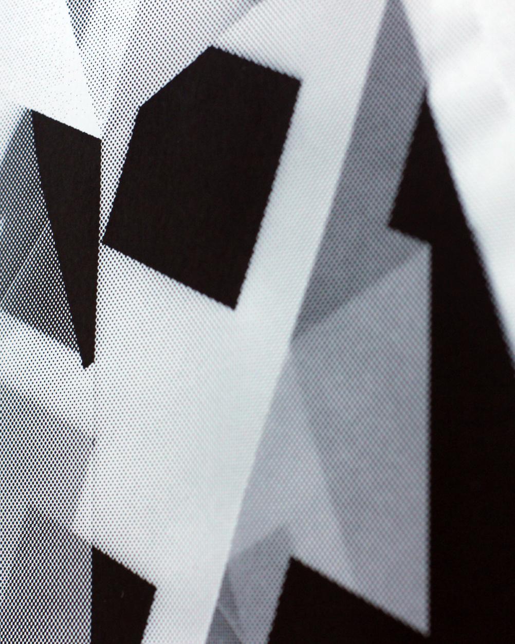 Helvetica Trace by Sarah Milton