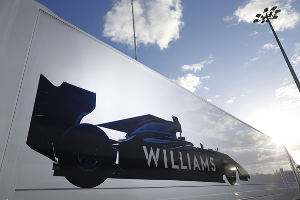 Williams by Hat-Trick