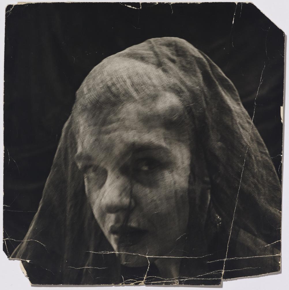 John Deakin, Elizabeth Smart, 1952