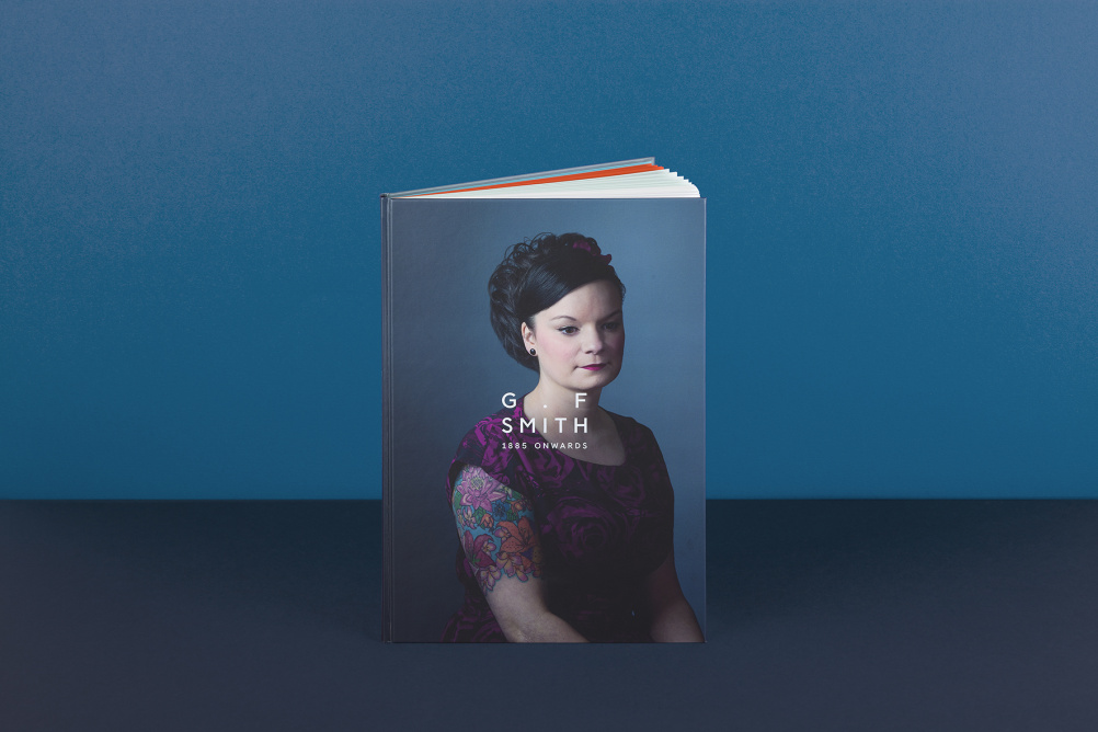 The A Portrait of the Company book