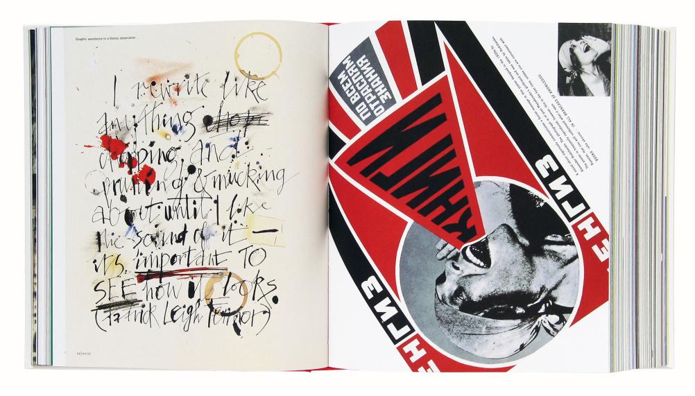 Wallpaper editor at large Henrietta Thompson has chosen The Art of  Looking Sideways by Alan Fletcher