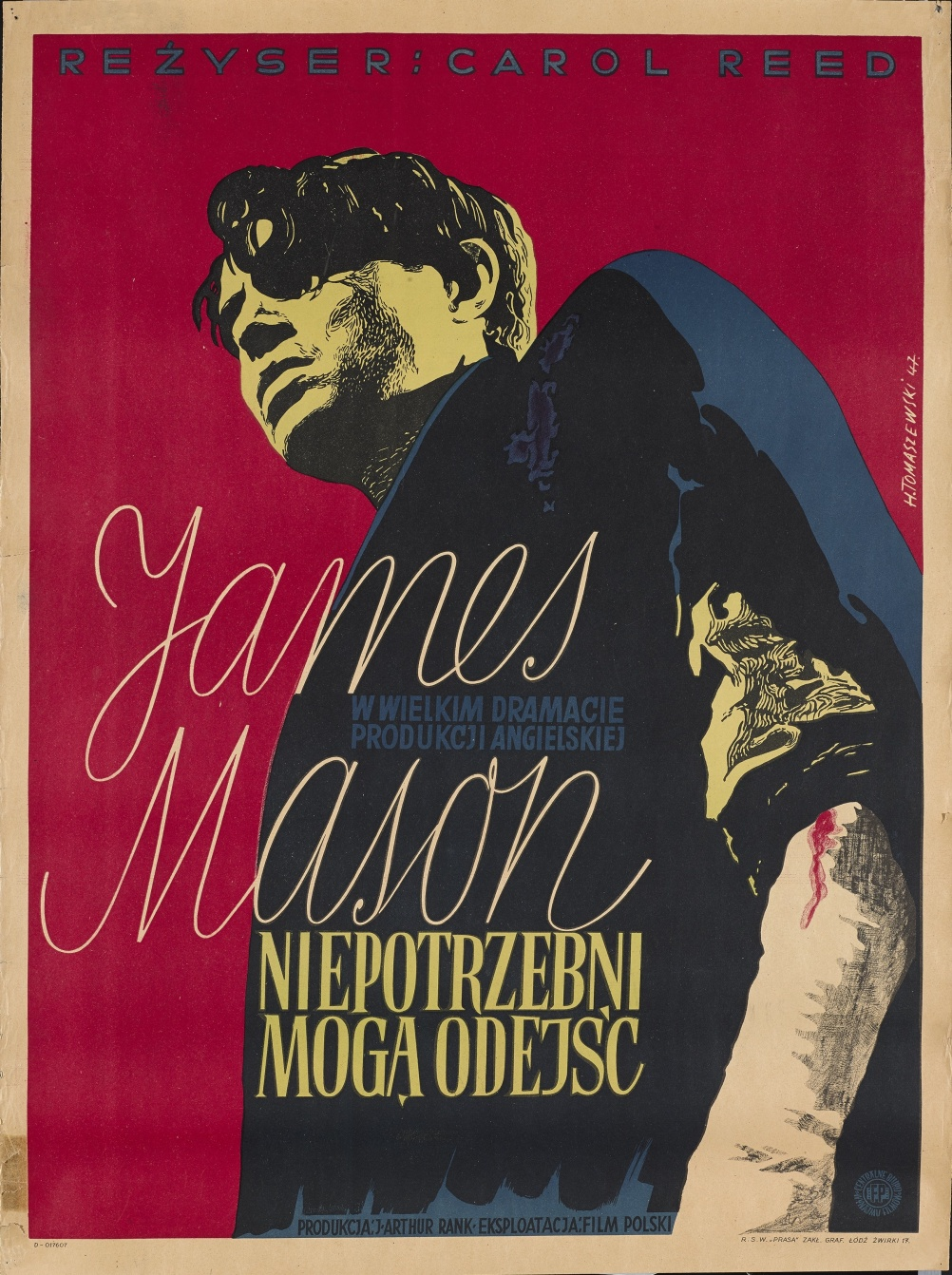 Henryk Tomaszewski, Odd Man Out.