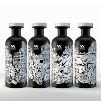 Purple Creative XX whisky
