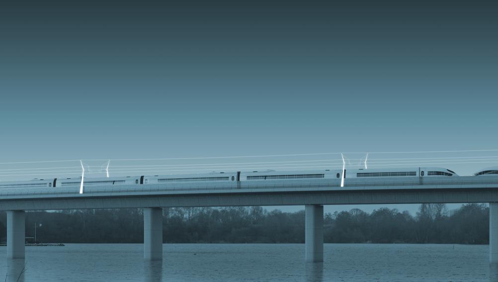 Overhead Rhythmic Structures - Ramboll UK