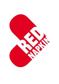 Red Napkin.