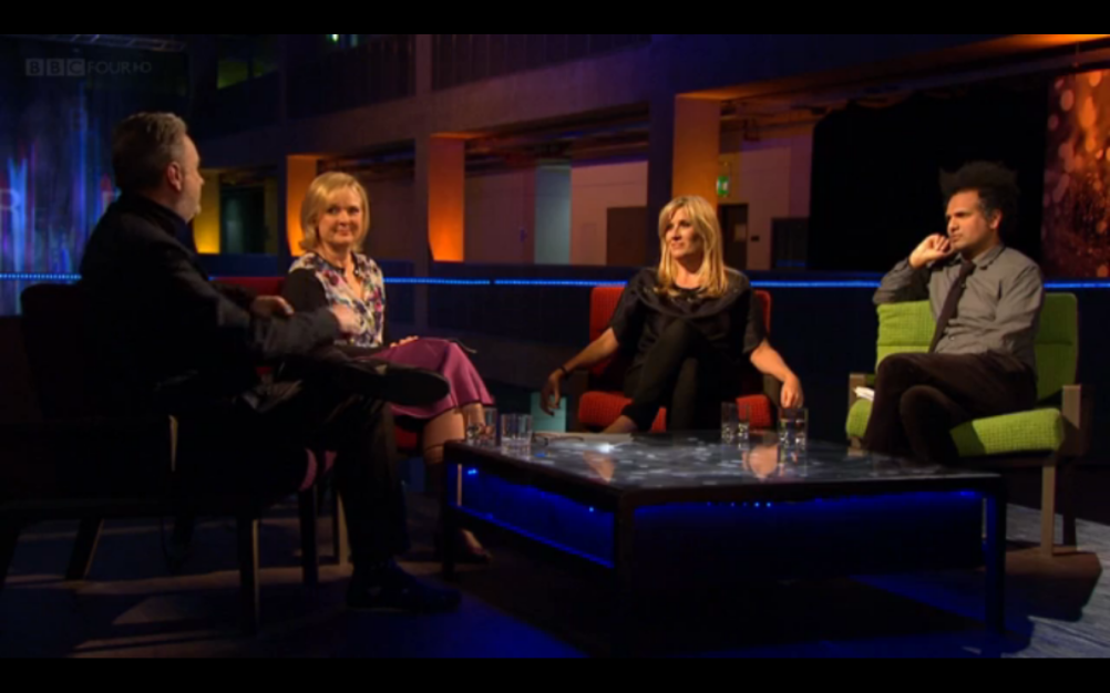The Review Show's panellists discuss design