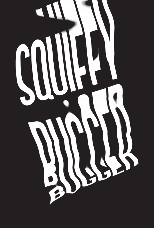 Squiffy Bugger by Sean Rees