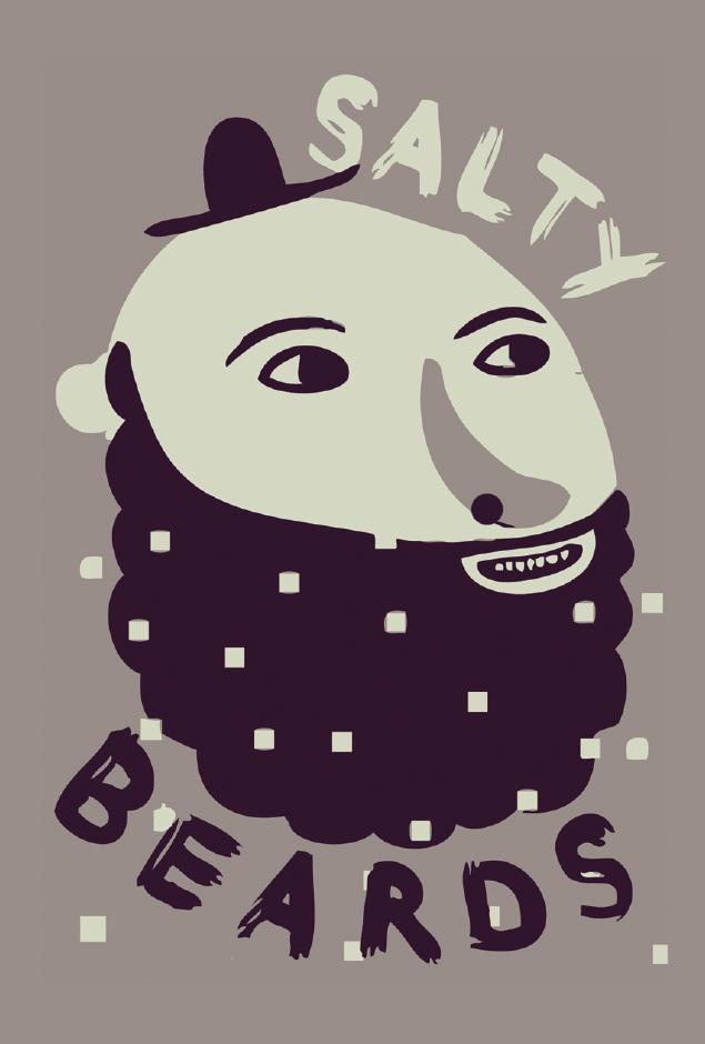 Salty Beards by OH PAPA