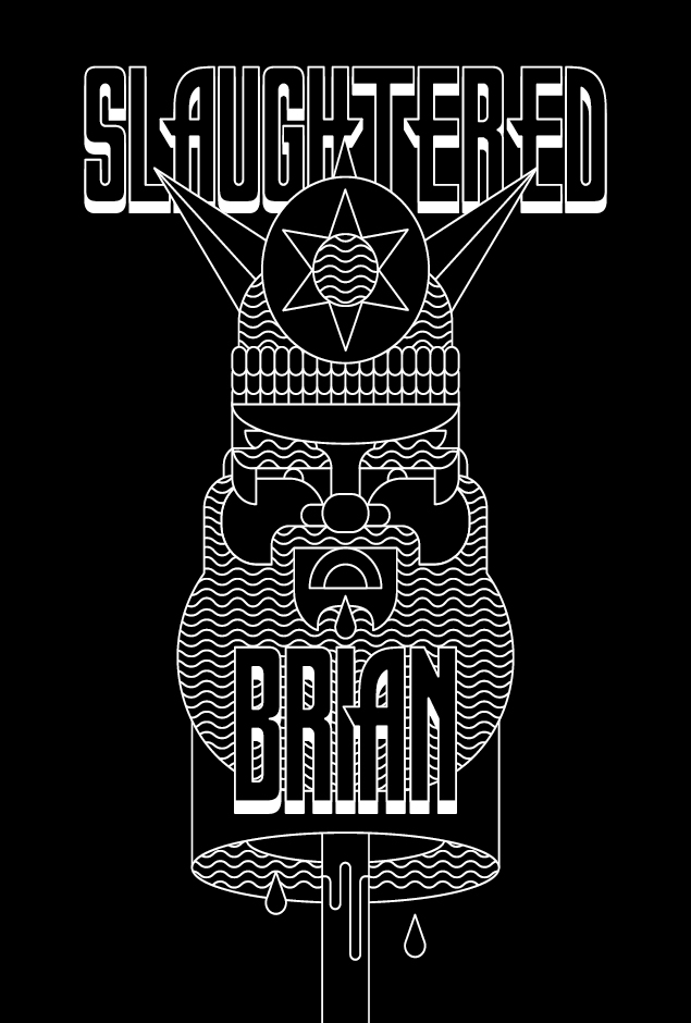 Slaughtered Brian by Studio Family