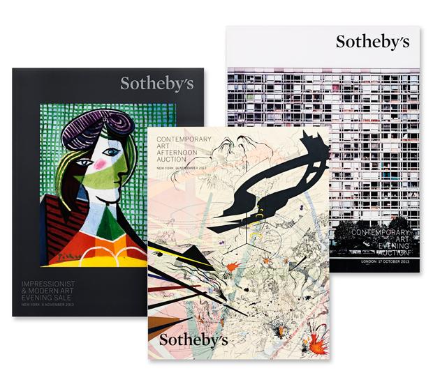 The new catalogue design