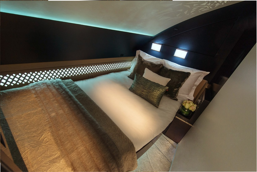 The VIP cabin bed