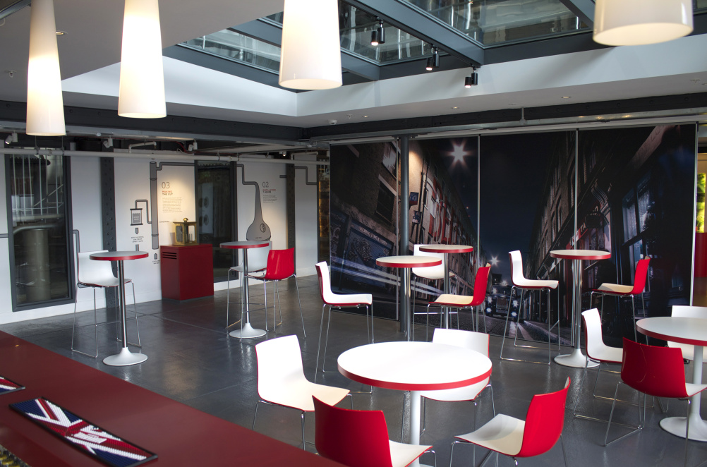 Beefeater London: The Home of Gin