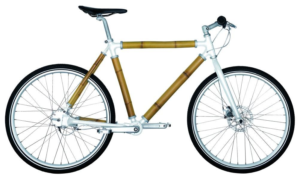 Bamboo Bike, Ross Lovegrove