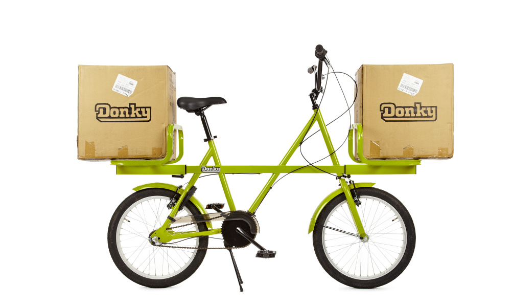 Donky Bike, Ben Wilson