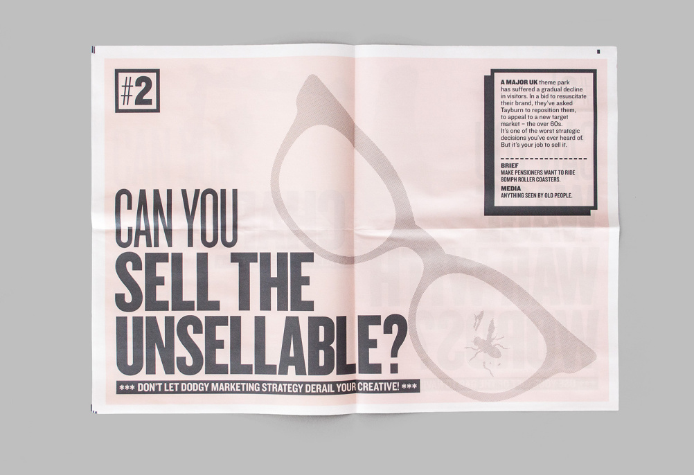Can you sell the unsellable?