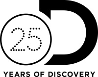Discovery Channel 25 logo