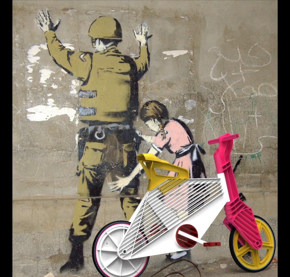 Dror Peleg, Frri Bike