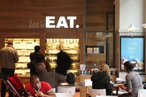 New Eat Interiors
