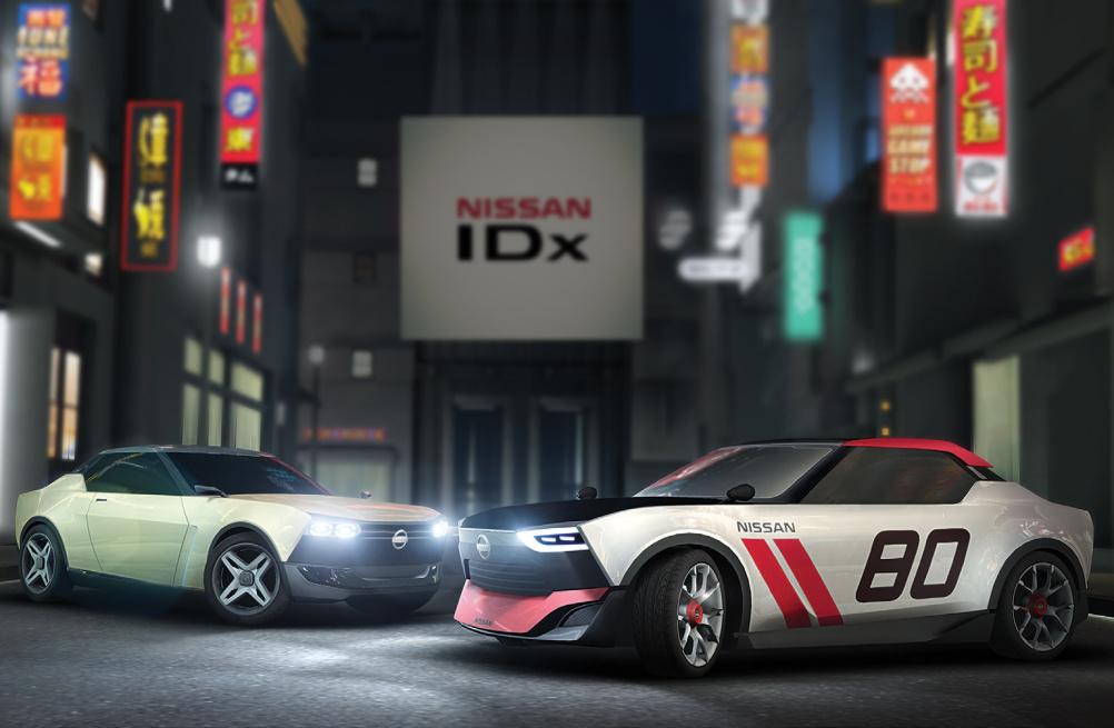 NissanIDx