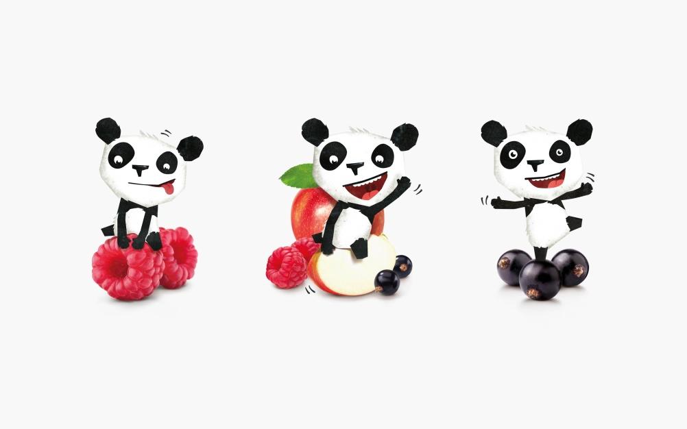 Melvin the panda