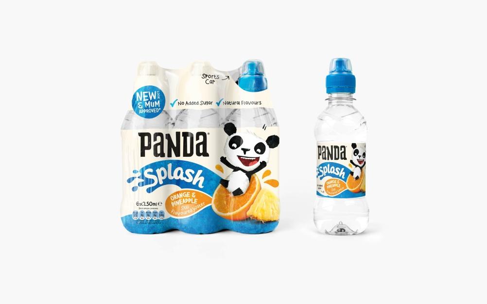 Panda water