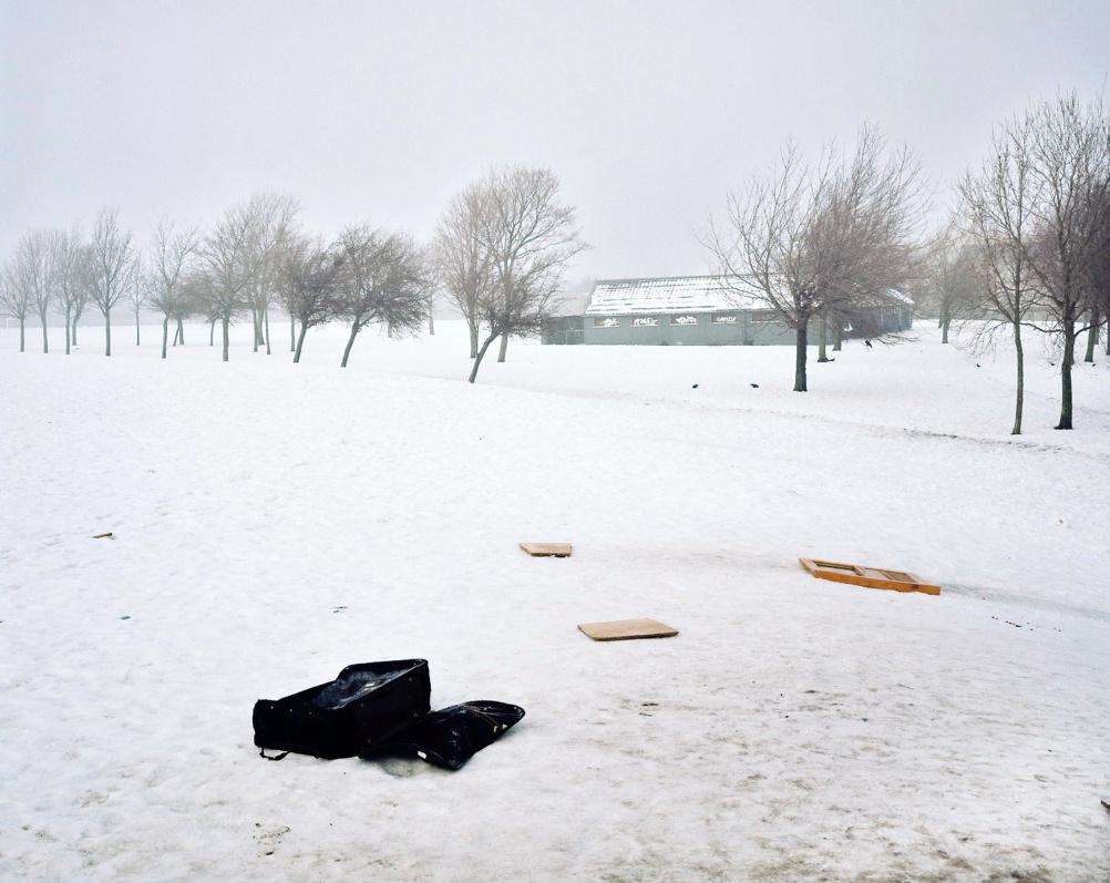 Rich Gilligan, Cherry Orchard Snow
