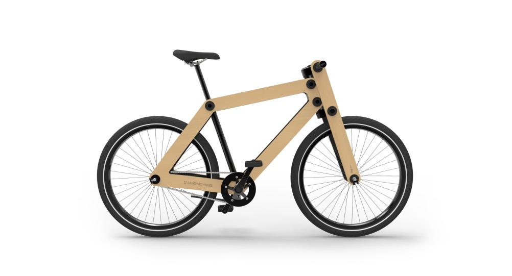 Sandwich Bike, Basten Leijh