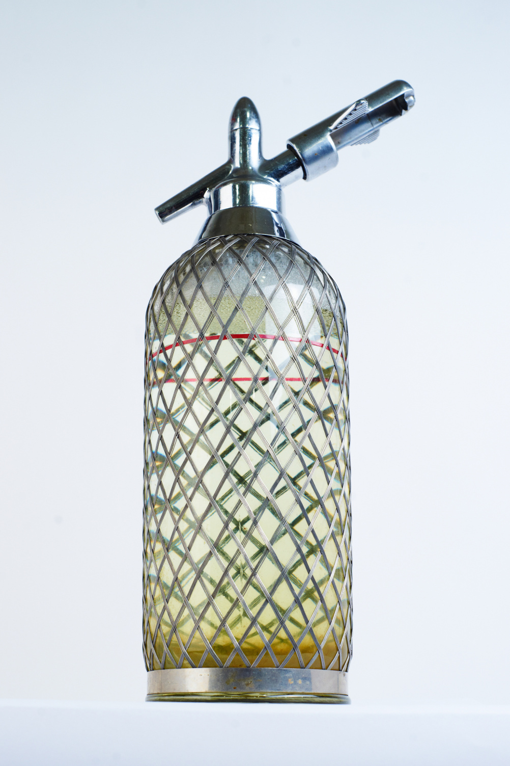 Seltzer Bottle, 1960s.